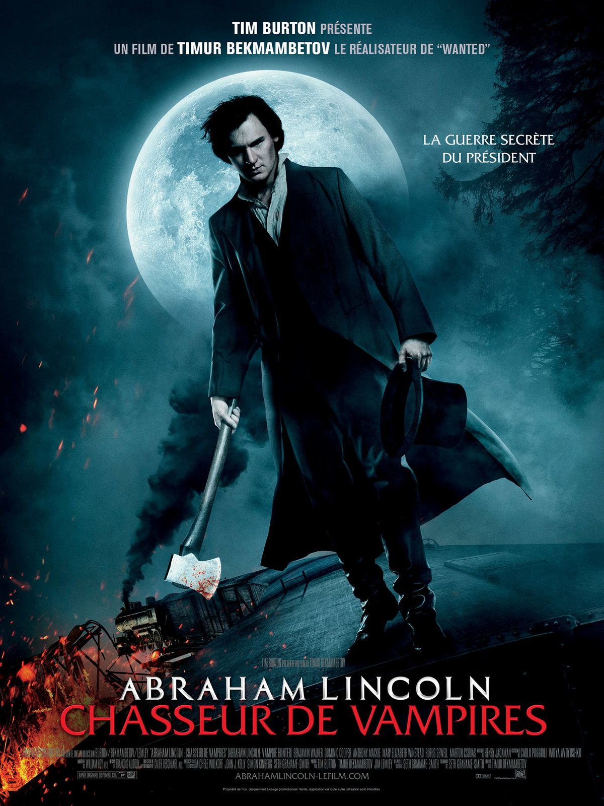 film appreciation abraham lincoln vampire hunter 2012 essay Reviews, essays, books and the arts: the leading international weekly for literary culture.