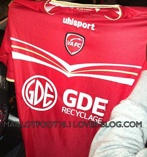 maillot-domicile-valenciennes-2012-2013